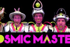 Cosmic Masters les troubadours de l'espace